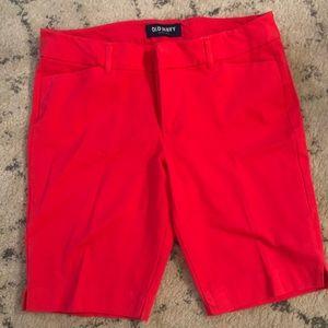 Old Navy Hot Pink Bermuda Shorts